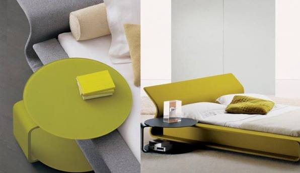 прикроватная тумба, спальний гарнитур, мебель в спальне, креативная мебель, необычные оригинальные тумбочки