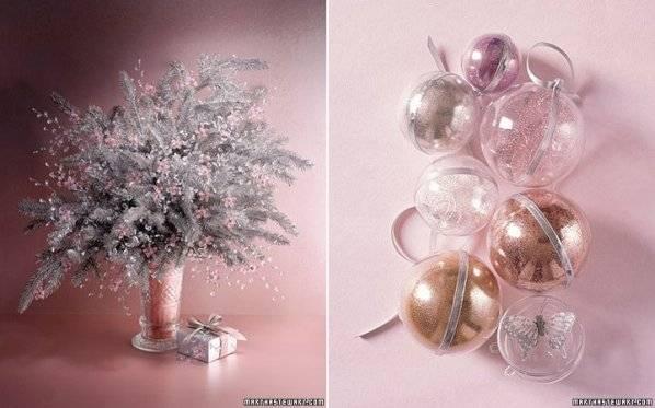рождественские идеи декора, праздничный декор интерьера, марта стюарт, декор, фото, новогодний декор