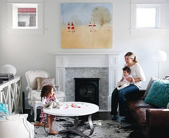Для оформления потолка, пола и стен необходимо подбирать родственные цветовые сочетания, а также читывать теплые и...