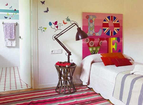 интерьер детской комнаты, детская комната фото, красивые детские комнаты, фотографии красивых интерьеров