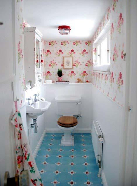 красвый туалет