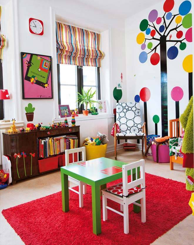 Детские игровые комнаты: http://interiorizm.com/kids-playing-room