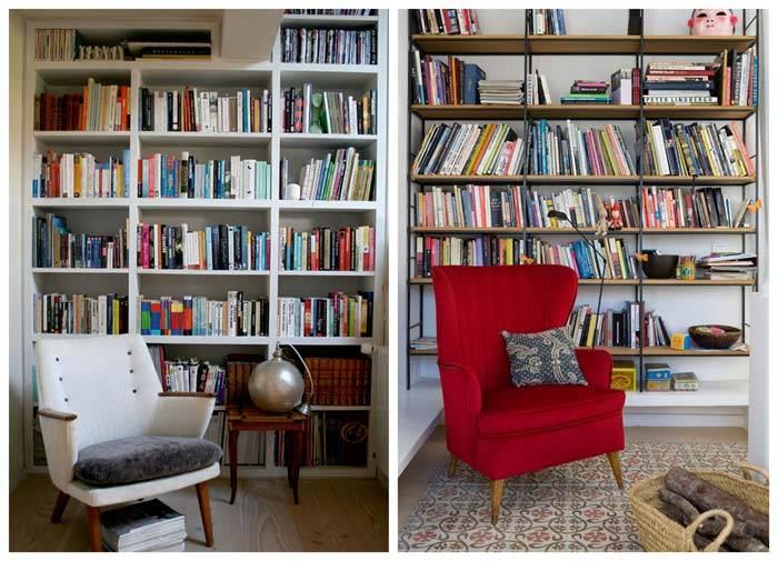 создание домашней библиотеки