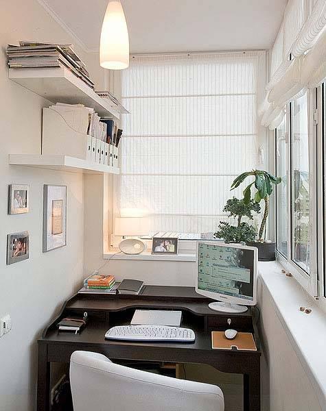 вот это вообще тема! загорелась я идеей сделать из балкона полезное место,а не просто кладировать там всякий хлам...