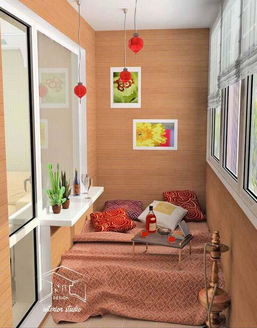 застекленные балконы фото