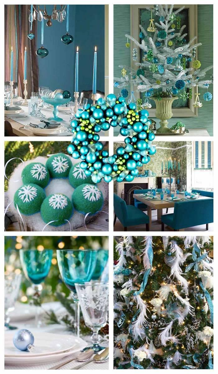 праздничный новогодний декор