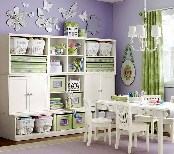 системы хранения для детских комнат.  HTracer_Test Тест.