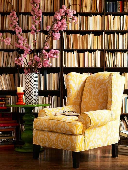 красивые кресла в интерьере