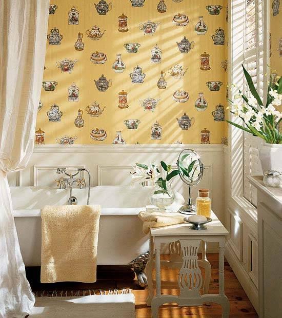 окно в ванной в частном доме