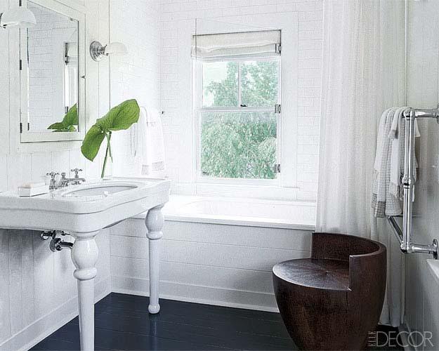 фото окна в ванной комнате