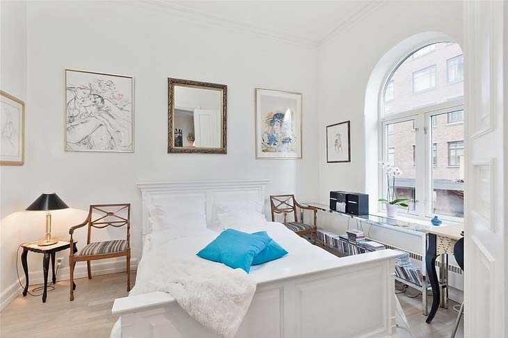дизайн интерьера квартиры в осло