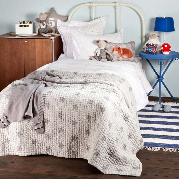 текстиль для детских комнат Zara Home