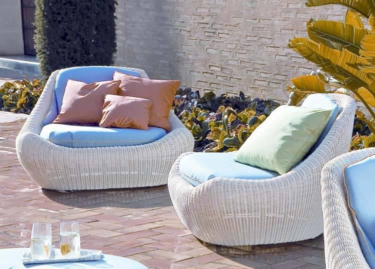 мебель, плетеная мебель