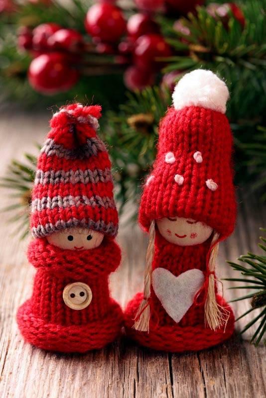 Рукоделие своими руками новогодние украшения