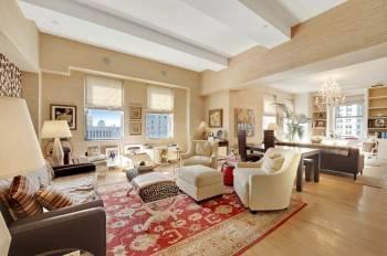 красивая квартира в Нью-Йорке