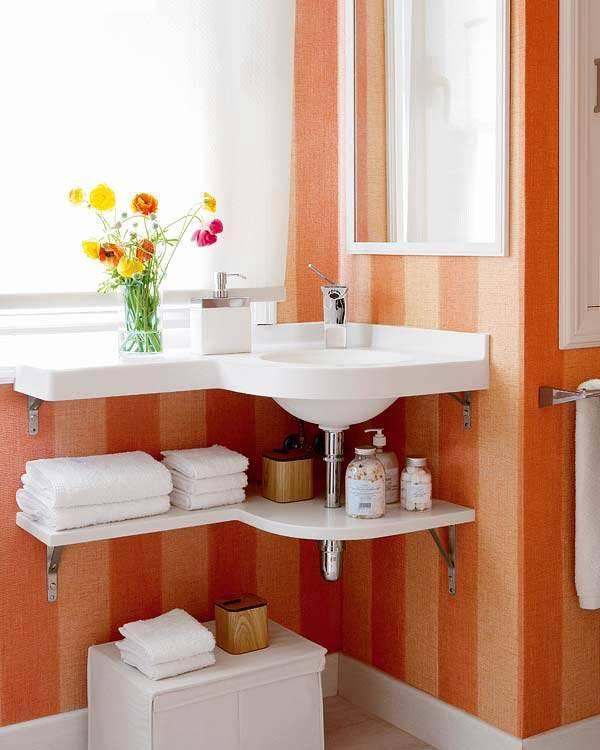 Интересные идеи для ванной