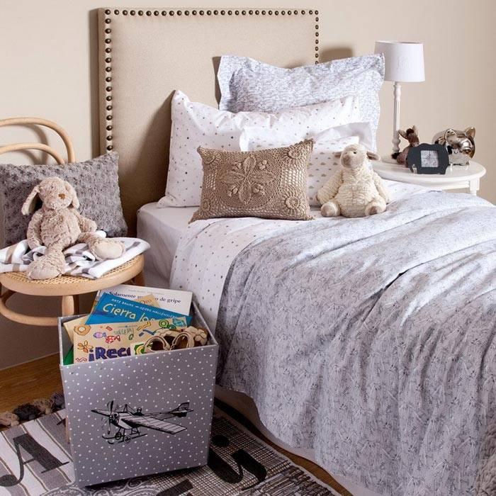 детские кроватки и постель