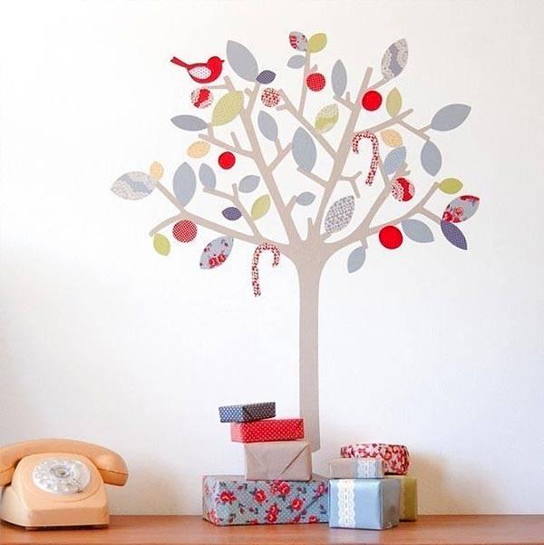 Дерево на стену своими руками для детского сада