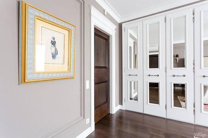 Дизайн интерьера квартиры в стиле неоклассика