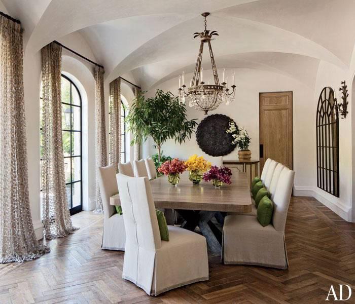 Фотографии красивого дома Жизель Бюндхен и Тома Брэди в Лос Анжелесе