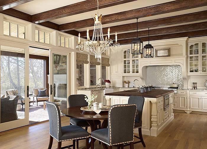 - Sunroom off kitchen design ideas ...