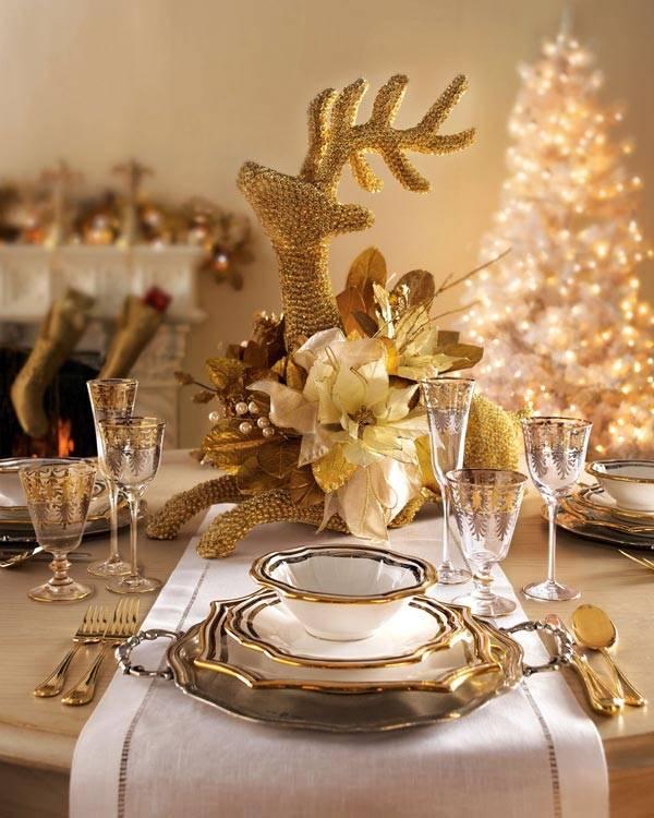рождественский декор фото