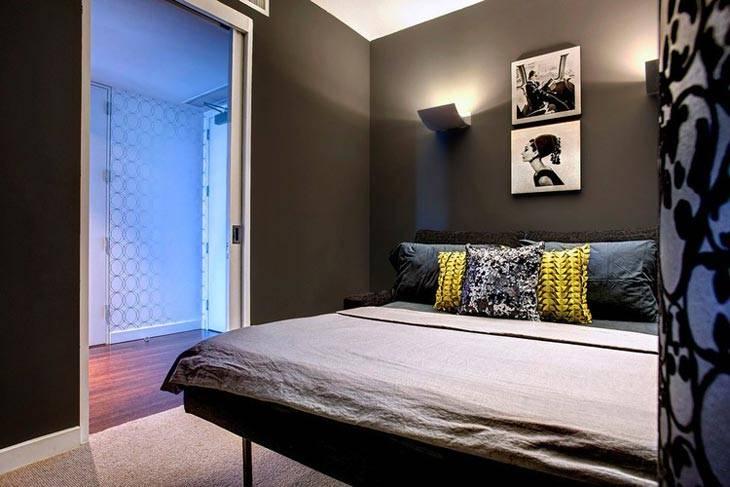 Дизайн интерьера квартиры в Лос-Анджелесе от Kyle Spivey Designs