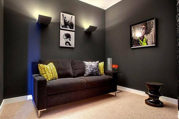 фотографии красивого интерьера квартиры