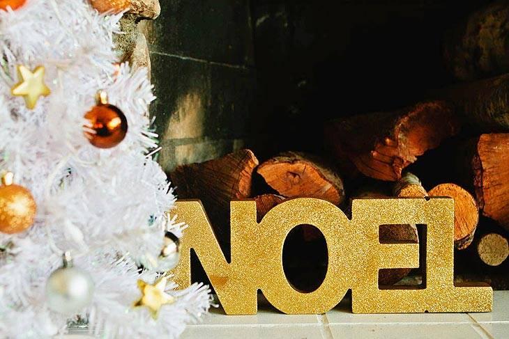 новогоднее настроение дома