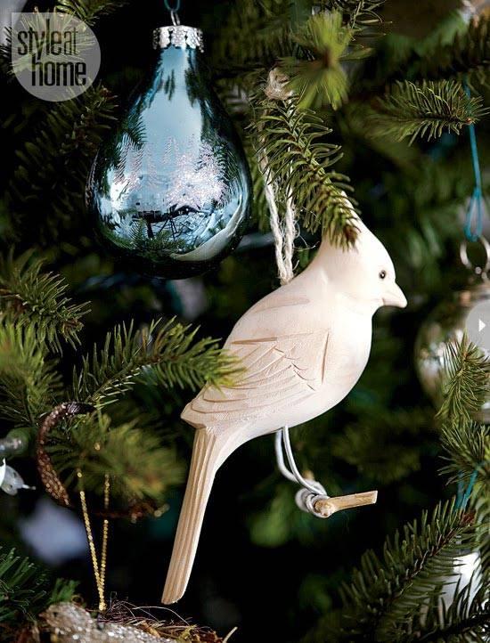 праздничный декор - рождество в скандинавском стиле