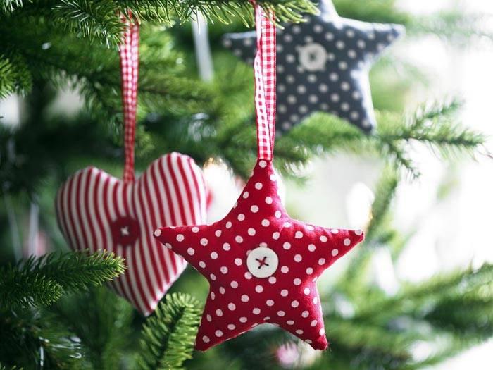 - Decorazioni natalizie fatte a mano per bambini ...