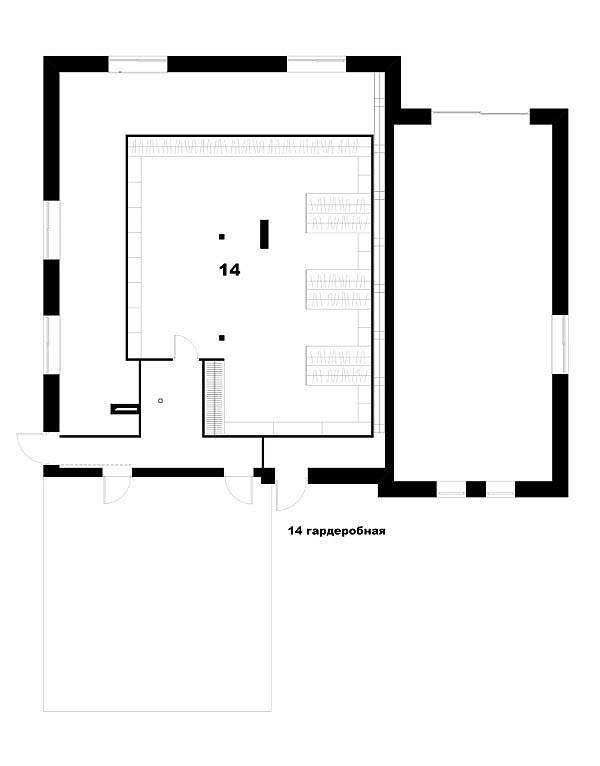 план интерьера дома в киеве