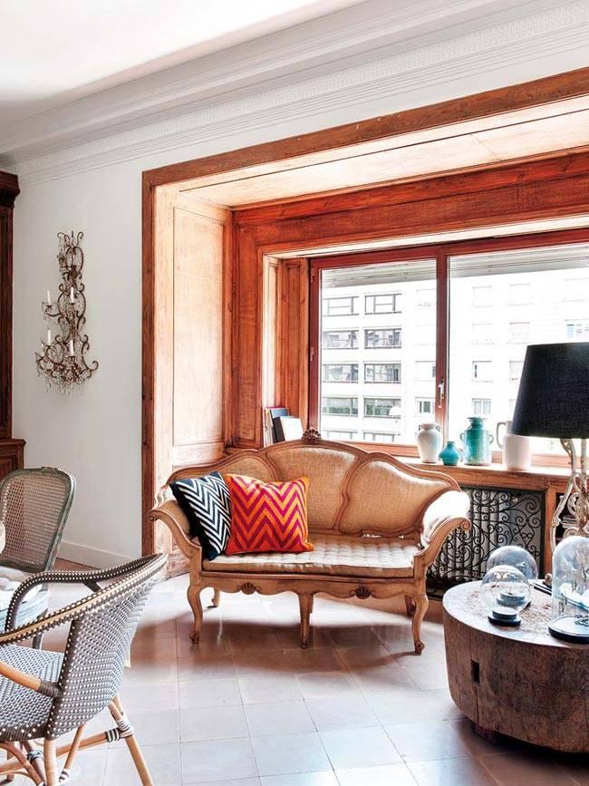 очаровательный интерьер квартиры фото