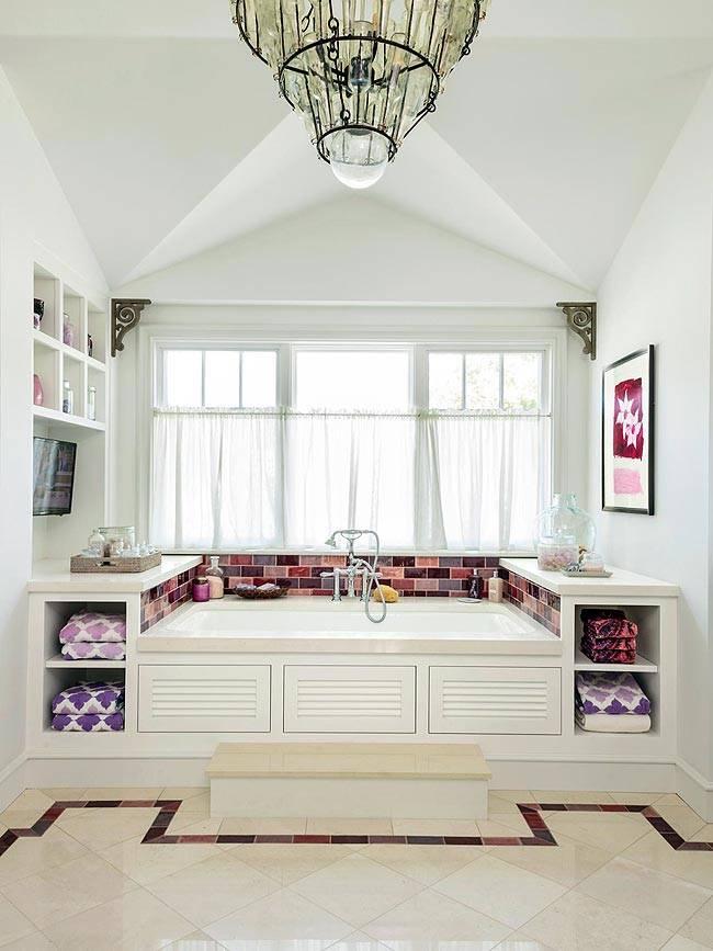 пастельная гамма в интерьере дома