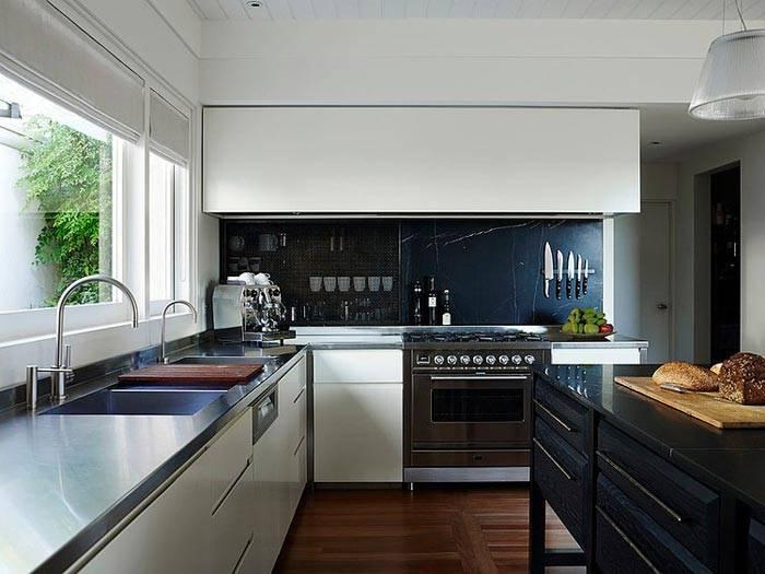 дизайн интерьера дома в Сиднее