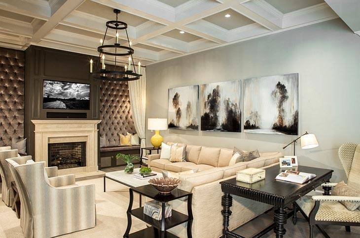 Custome Living Rooms