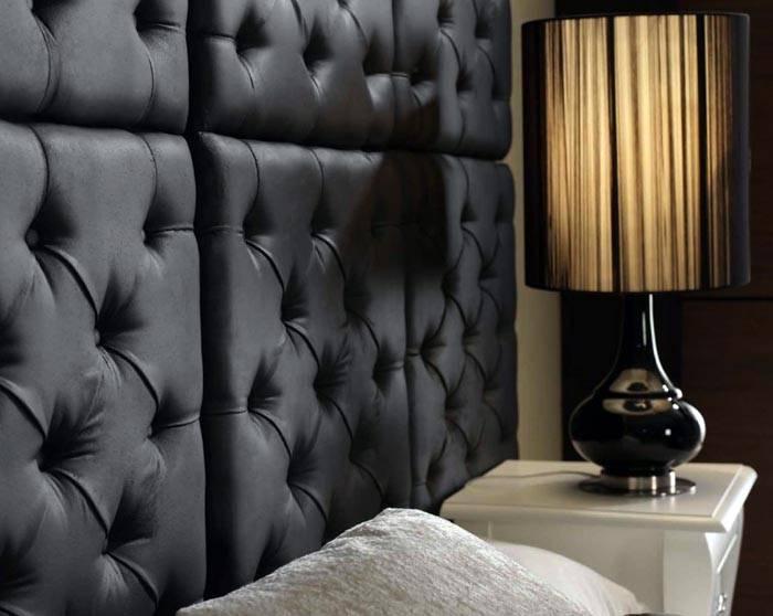 Декоративные мягкие панели для стен