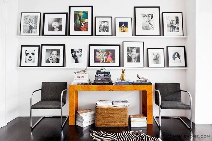 Красивый дизайн таунхауса в Нью-Йорке от дизайнера интерьеров Бетси Морган