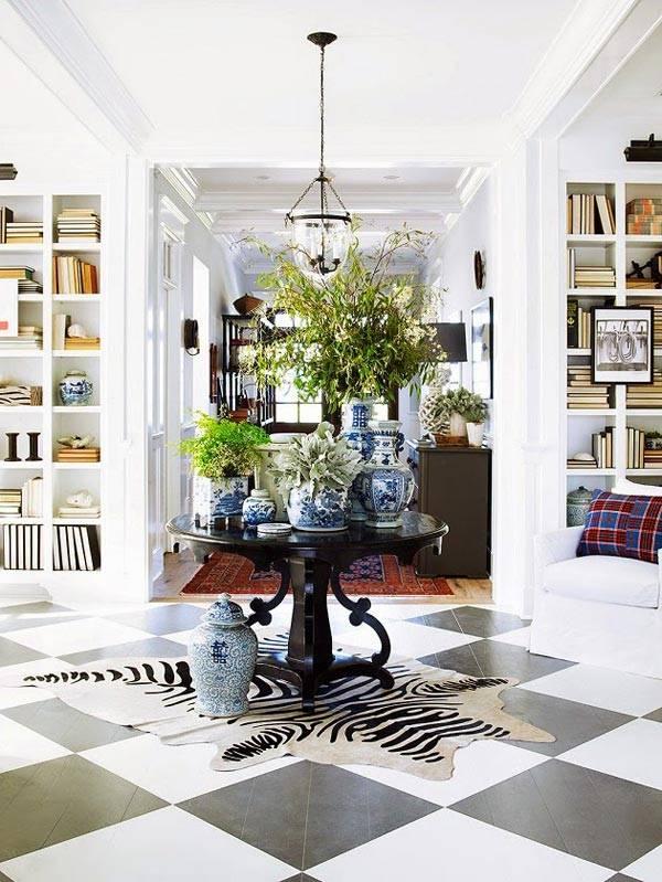 красивый интерьер дома фото