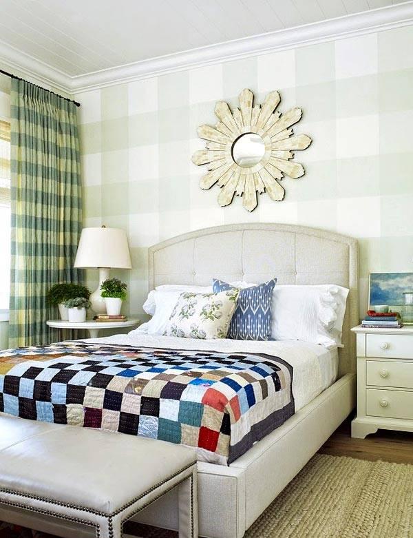 приятный дизайн интерьера дома в Калифорнии