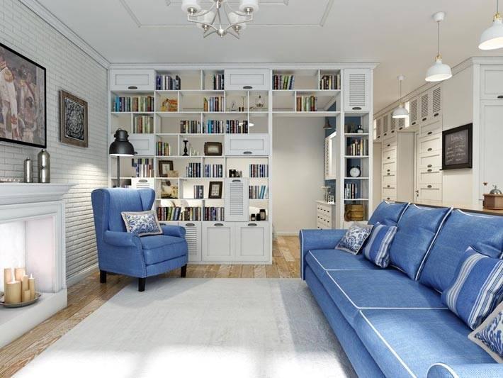 прованс в квартире фото