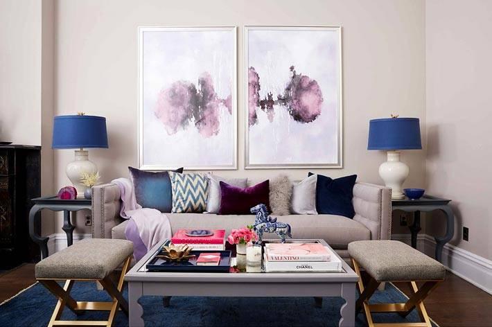 фото гостиной комнаты