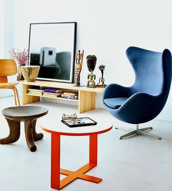 кресло-яйцо (Egg Chair) фото