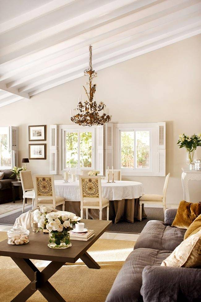 Идеальный интерьер дома в тёплой Марбелье (Испания)   interer doma v marbele 03