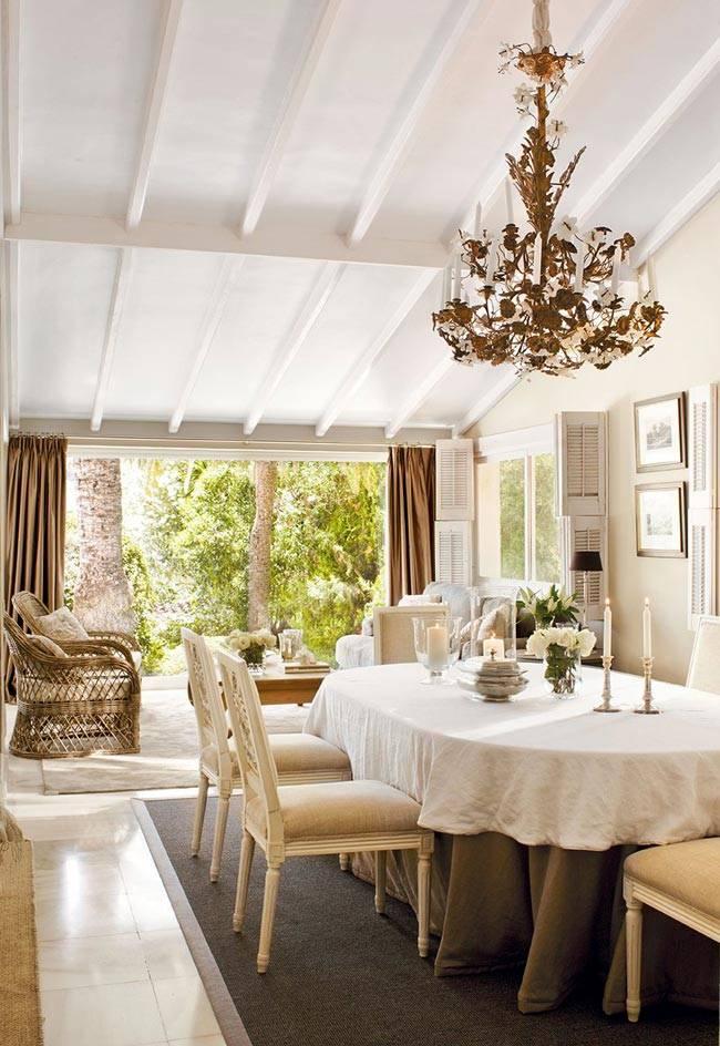 Идеальный интерьер дома в тёплой Марбелье (Испания)   interer doma v marbele 06