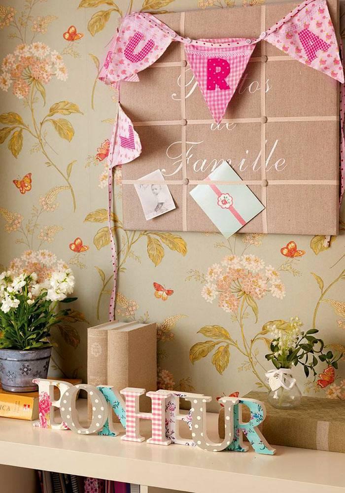 декоративные элементы в интерьере спальни