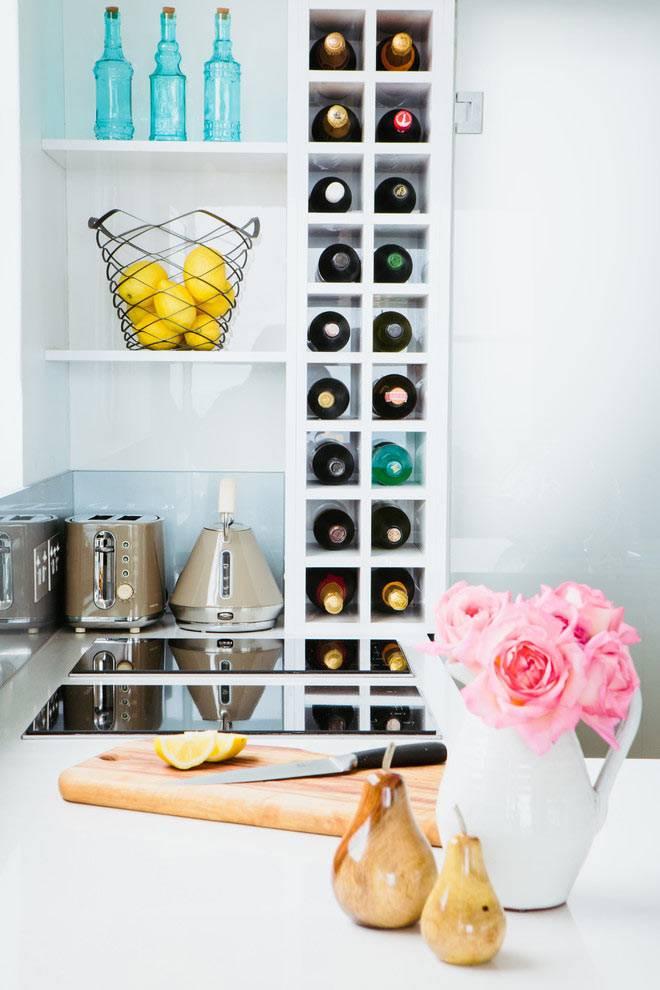 организация хранения на кухне фото