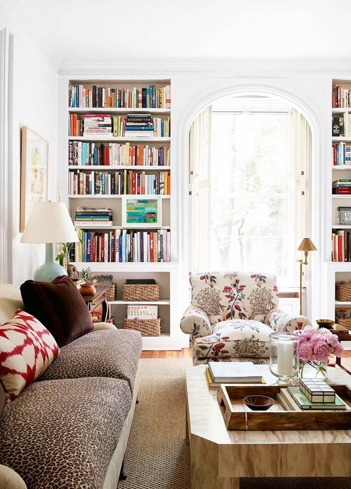 красивый дизайн интерьера маленькой квартиры