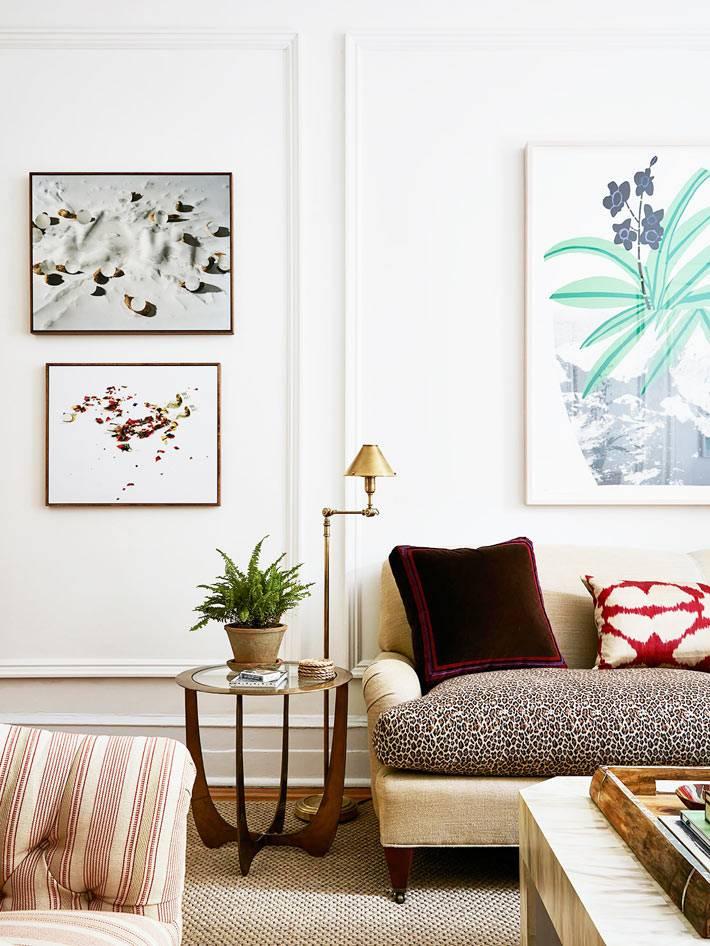 фотографии красивого интерьера квартиры фото