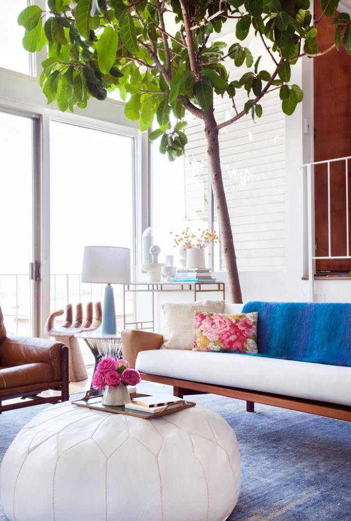 красивый интерьер дома от дизайнера Emily Henderson